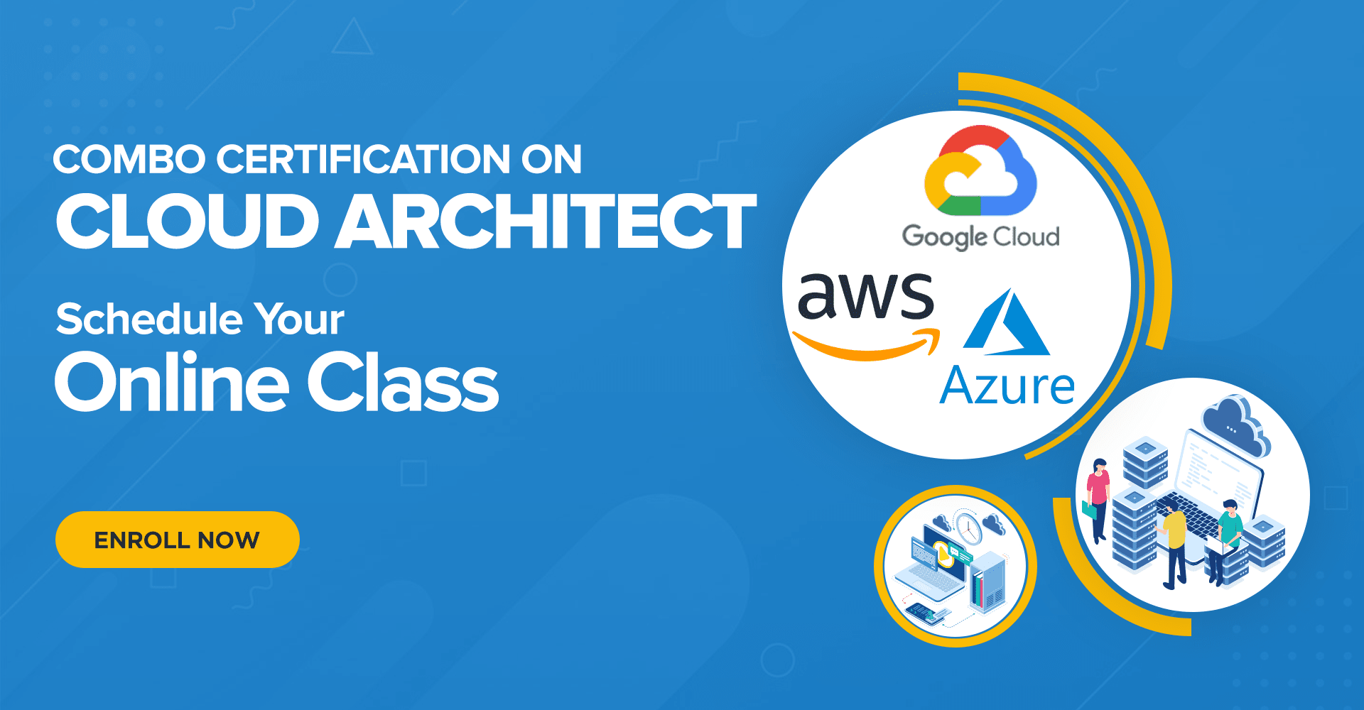 Combo Certification on Cloud Architech | Online Class | Adroit Information Technology Academy (AITA)