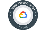 Google Cloud Certified - G Suite | Certifications | Adroit Information Technology Academy (AITA)