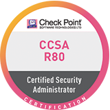 Check Point Certified Admin (CCSA-R80x) | Certifications | Adroit Information Technology Academy (AITA)