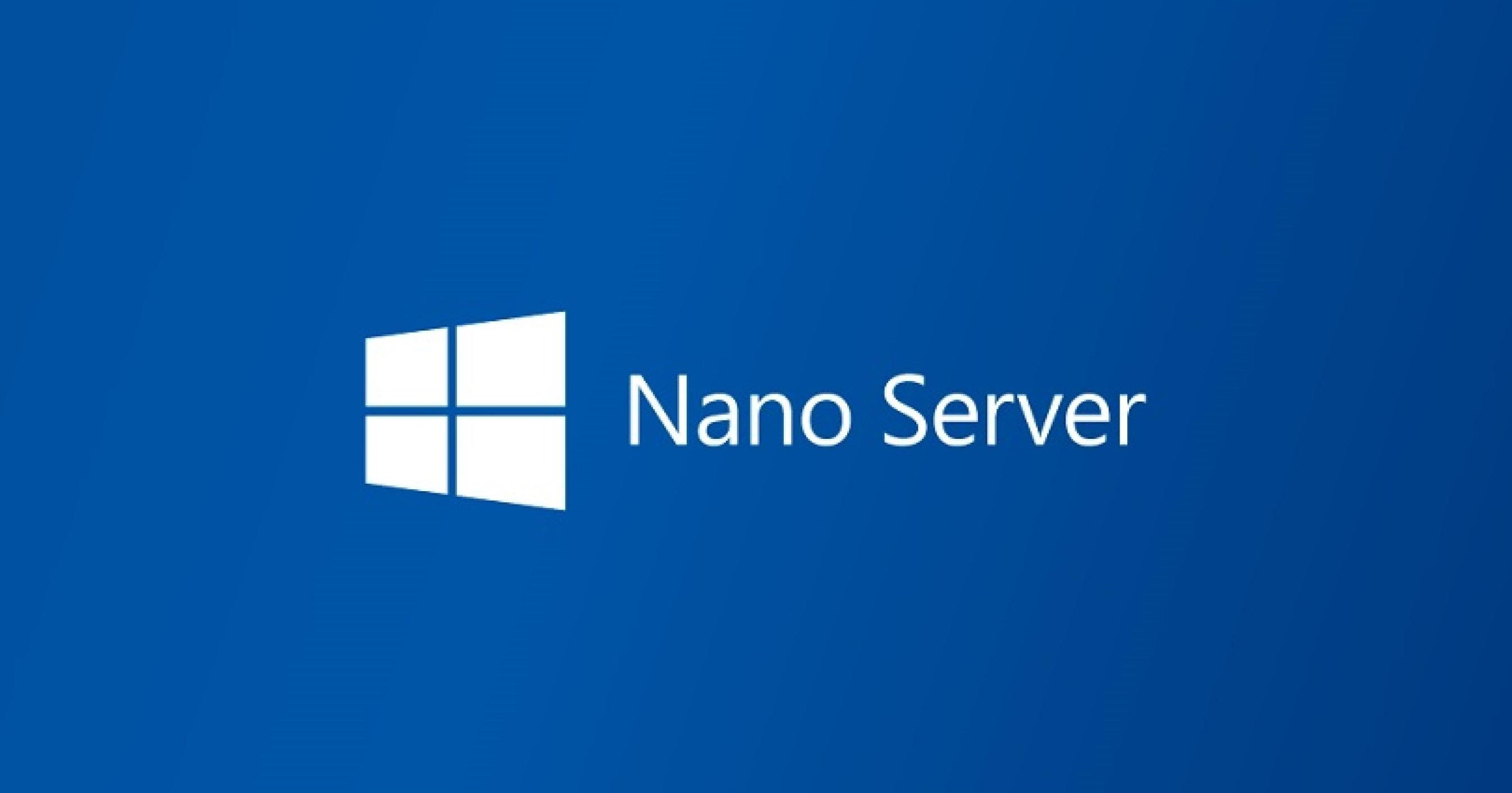 What is Nano Server | Blog | Adroit Information Technology Academy (AITA)