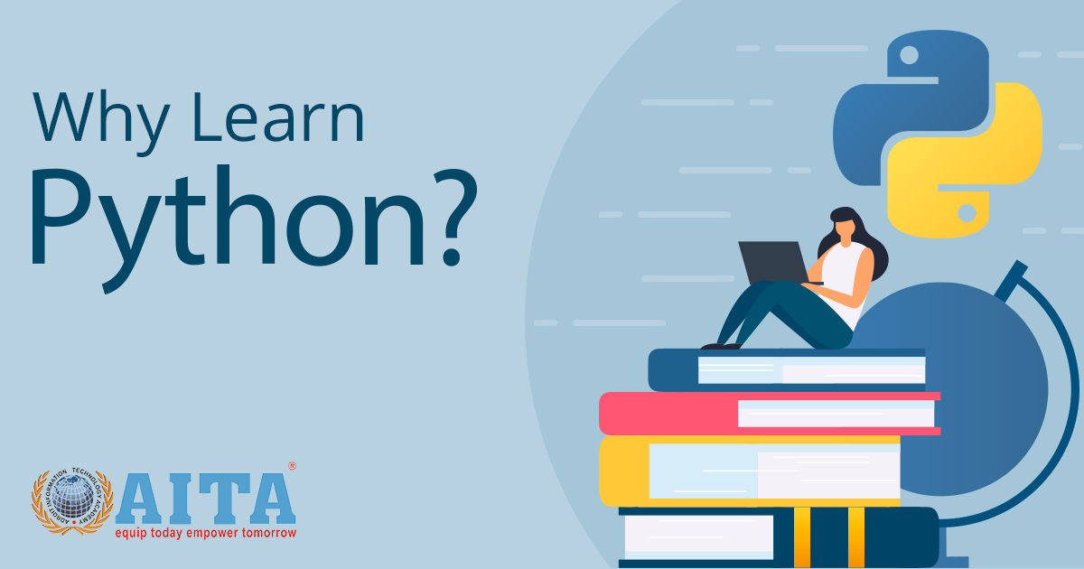 Why to Learn Python | Blog | Adroit Information Technology Academy (AITA)